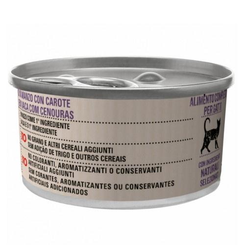 Purina Beyond Grain Free Mousse de Vaca