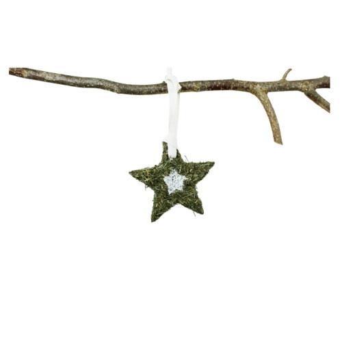Estrela de feno JR Farm Christmas roedores