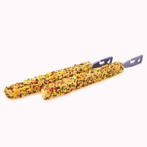 Barritas para canários Vivanimals Sticks Fruta