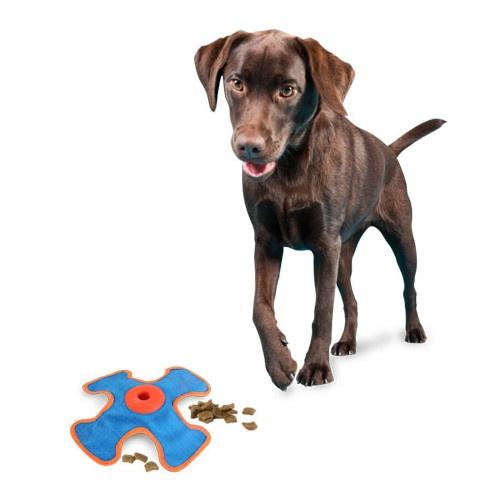 Porta guloseimas Xtreme Tricky Treat para cães