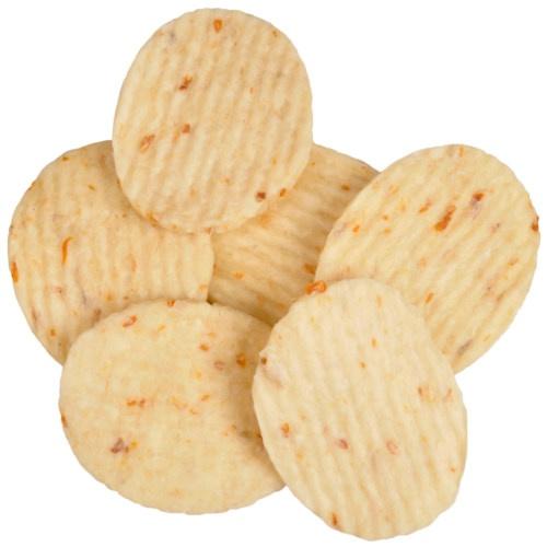 Chips de pele mastigável com frango