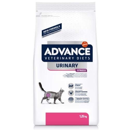 Ração Advance Urinary Stress para gatos