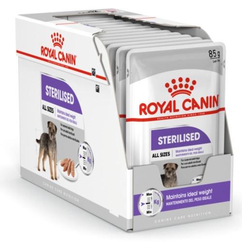 Royal Canin Sterilised húmido para cães