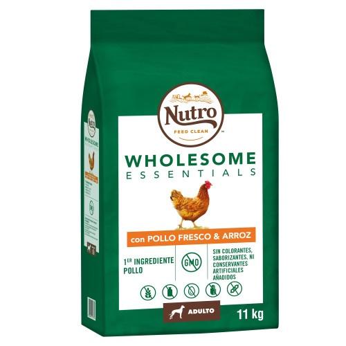 Nutro Wholesome Essentials Frango para cães médios