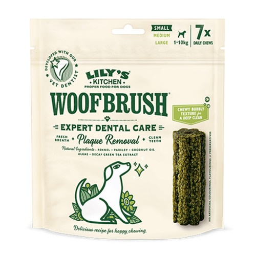 Sticks Lily's Kitchen Woofbrush para cães