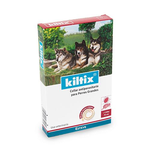 Coleira antiparasitária Kiltix
