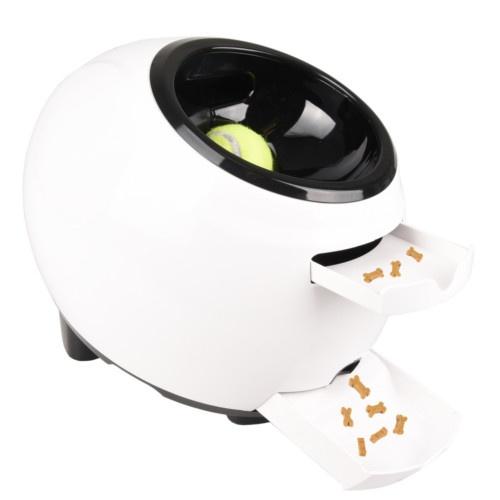 Dispensador de bolas e guloseimas para cães
