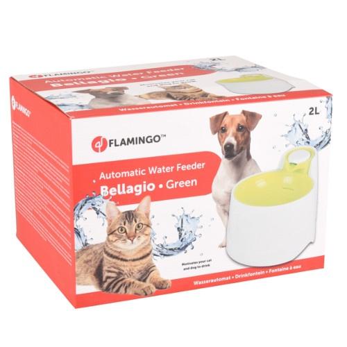 Bebedouro para cães e gatos Bellagio verde