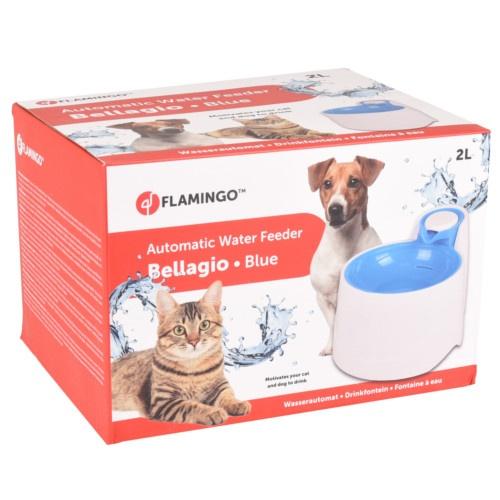 Bebedouro para cães e gatos Bellagio azul