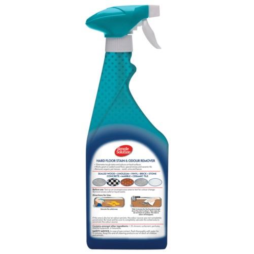 Limpador para solos duros Simple Solution