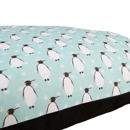 Almofada de pinguim TKPET Skipper