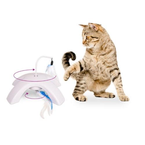 Brinquedo eletrónico Draco para gatos