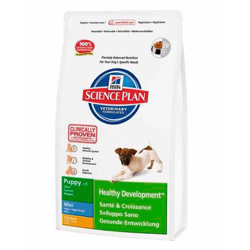 Hill's Canine Puppy Healthy Development Mini Frango