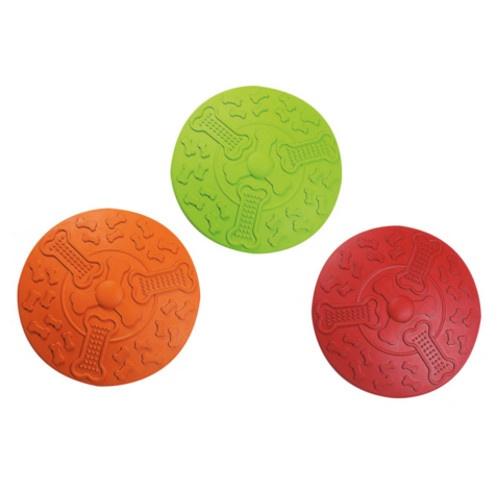 Frisbee de borracha