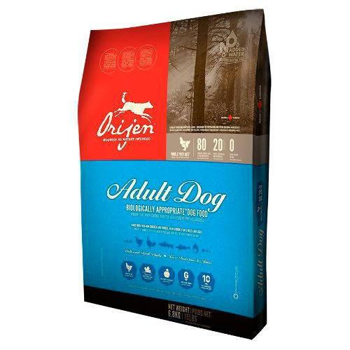 Orijen Canine Adulto alimentação natural para cães