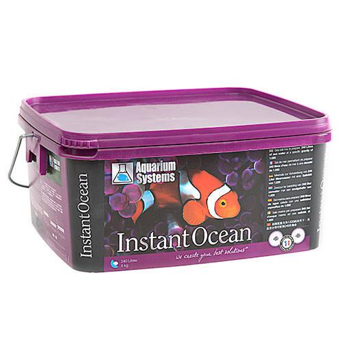 Instant Ocean - Sal para aquários