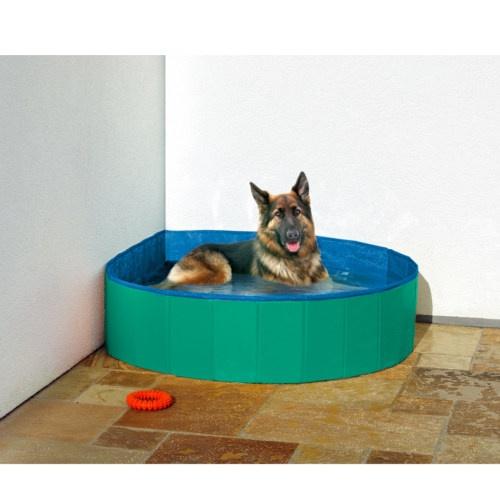 Piscina para cães dobrável
