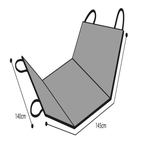 .Cobre-assentos para carro com bolsos