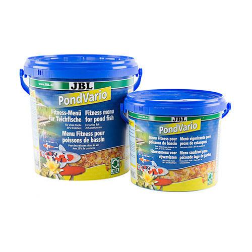 JBL Pond Vario Alimento completo para peixes de tanques