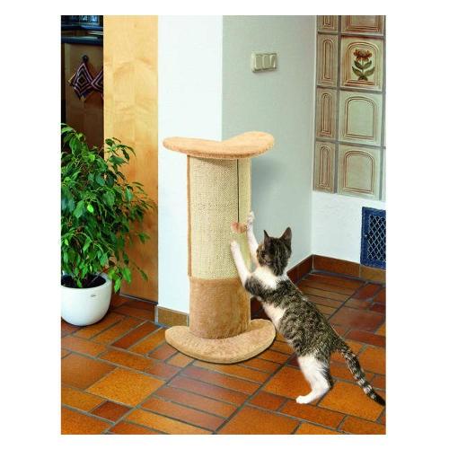 Arranhador de esquina protector de parede para gatos