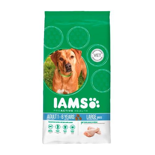 IAMS Proactive para cães adultos raças grandes