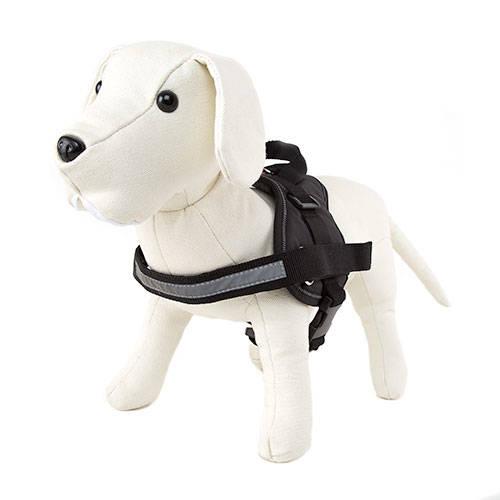 Arnês acolchoado de Teflon® para cães robustos