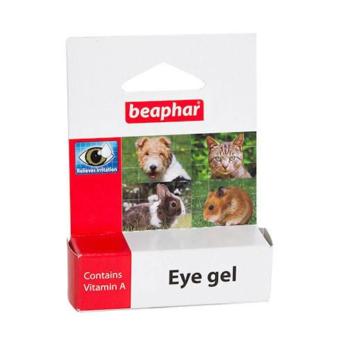 Gel lubrificante limpador ocular para mascotes Eye Gel