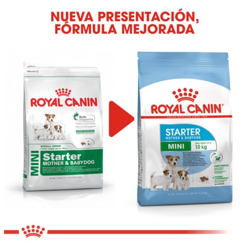 Royal Canin Starter Puppy Mini