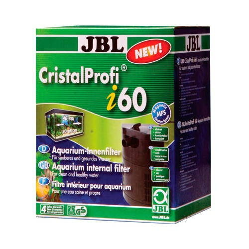 JBL CristalProfi i Filtro interno modular para aquários