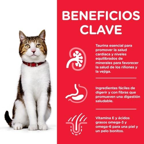 Hill's Feline Mature Adult 7+ Active Longevity Frango