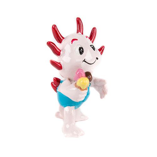 Figura decorativa colorida Axel