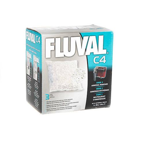Eliminador de amoníaco para filtro bolsa Fluval C