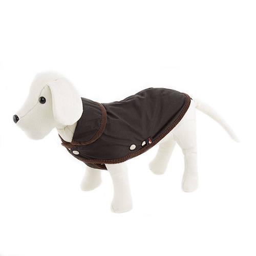 Capa de caça rústica para cães