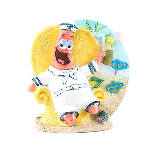 Figura Patrick Star decoração aquários - Vários modelos