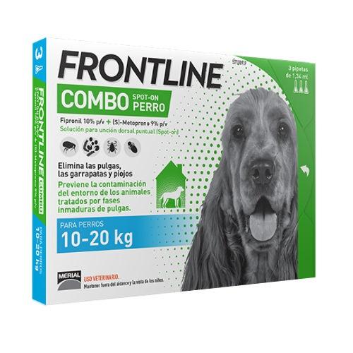 Frontline Combo Spot on cães 10-20 Kg