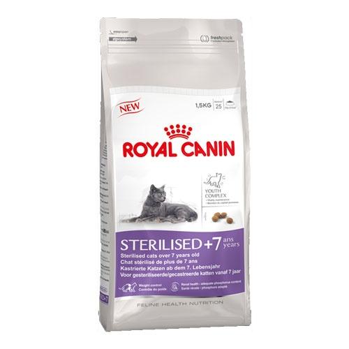 Royal Canin Sterilised +7 para gates