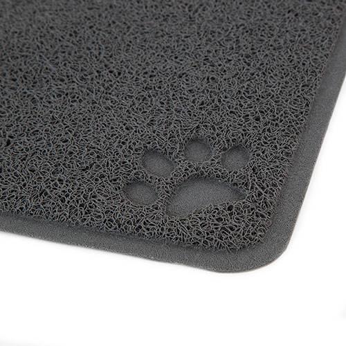tapete higiénico retém areia para bandejas sanitárias