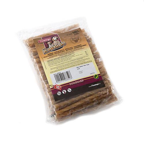 Snack para cães Pauzinhos de pele de vaca