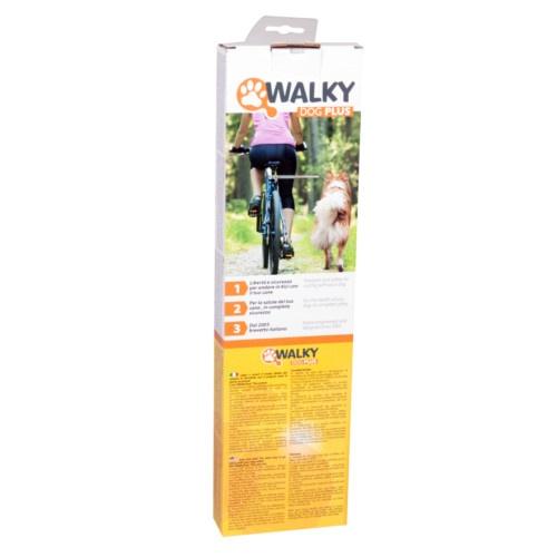 Adaptador para passear de bicicleta Walkydog