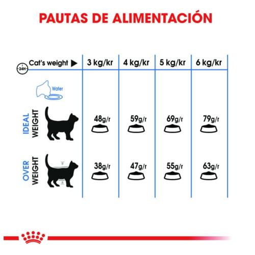 Royal Canin LIGHT para gatos
