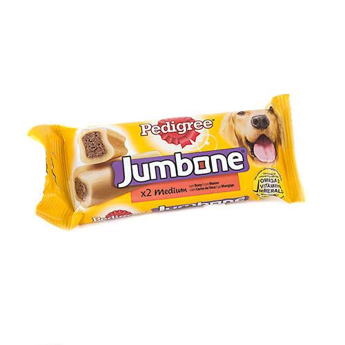 Pedigree Jumbone com Boi Omega 3 para cães
