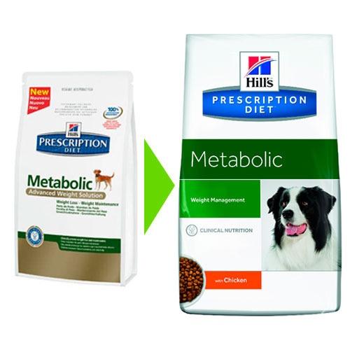 Hills Prescription Diet Canine Metabolic Seco Perda de peso