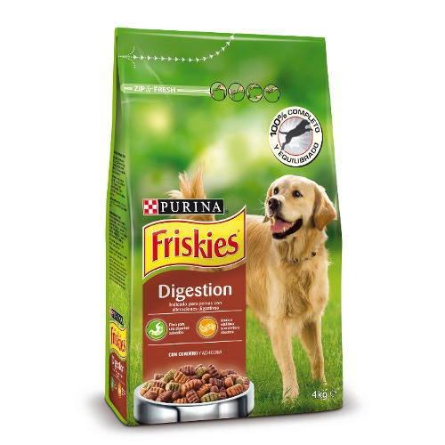Friskies Adult Digestion ração para cães