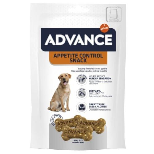 Advance Appetite control snack light para cães