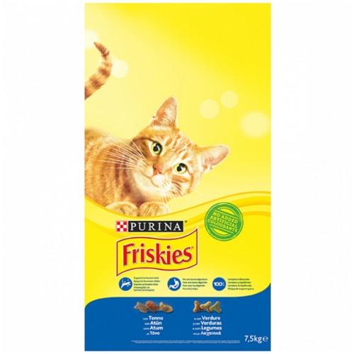 Friskies gato adulto Peixe
