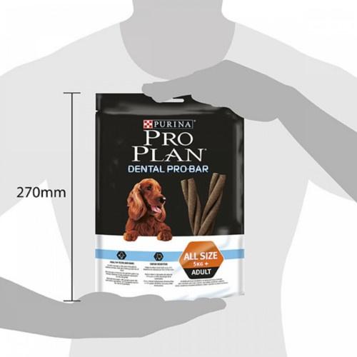 PRO PLAN Dental Pro Bar snack para cães