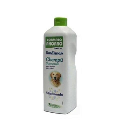 Champô suavizante universal para cães