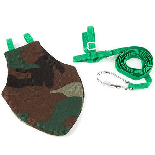 Technical Pet conjunto arnês e trela   fralda para calopsitas