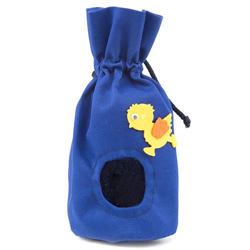 Cama ninho de tecido para agapornis TK-Pet