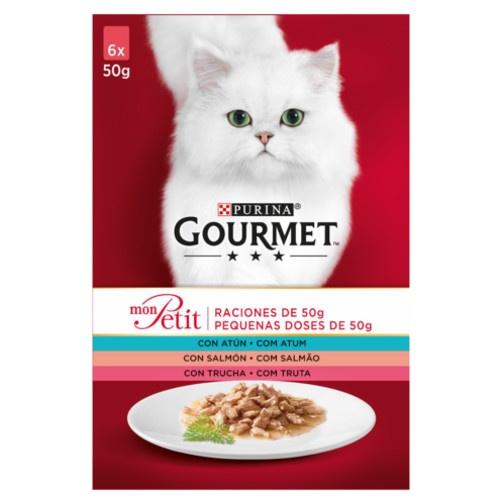 Gourmet Mon Petit Multipack Peixes